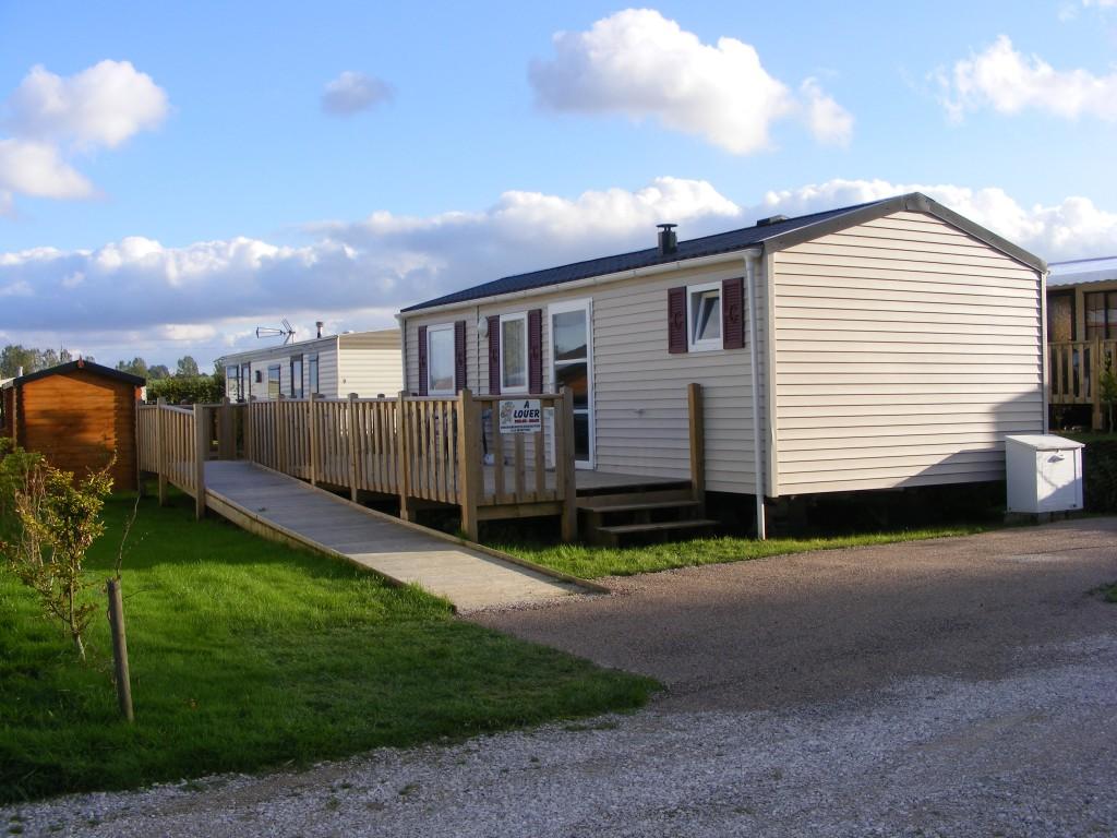 Location Mobil-home - 4 personnes avec terrasse – Hébergement PMR ...